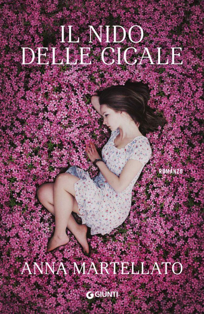 Book Cover: Il nido delle cicale di Anna Martellato - SEGNALAZIONE
