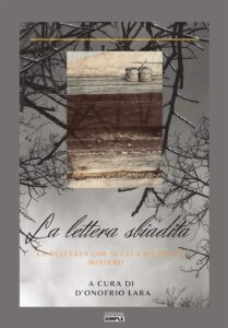 Book Cover: La lettera sbiadita di Lara D'Onofrio - SEGNALAZIONE