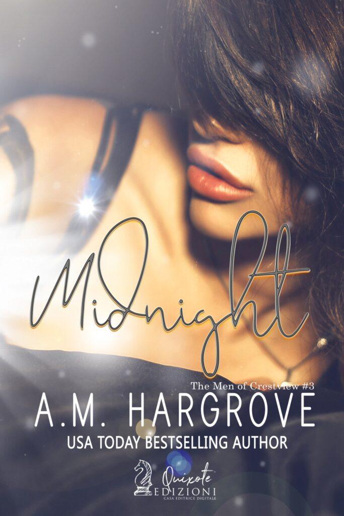 Book Cover: Midnight di A. M. Hargrove - SEGNALAZIONE