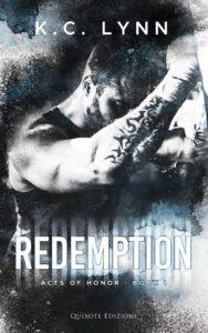 Book Cover: Redemption di K.C. Lynn - SEGNALAZIONE