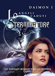 Book Cover: Angeli Caduti: Lo Sterminatore - COVER REVEAL