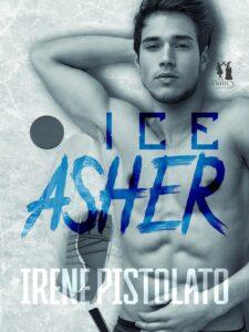 Book Cover: Ice Asher di Irene Pistolato - REVIEW PARTY