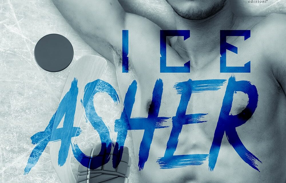 Ice Asher di Irene Pistolato – COVER REVEAL