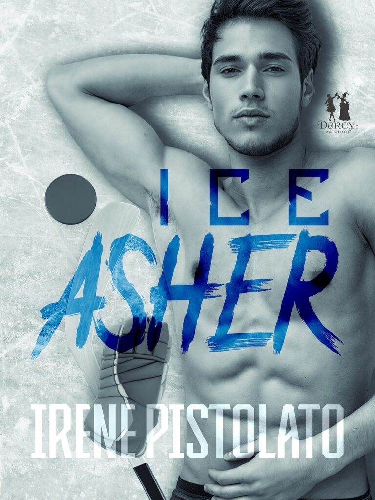Book Cover: Ice Asher di Irene Pistolato - COVER REVEAL