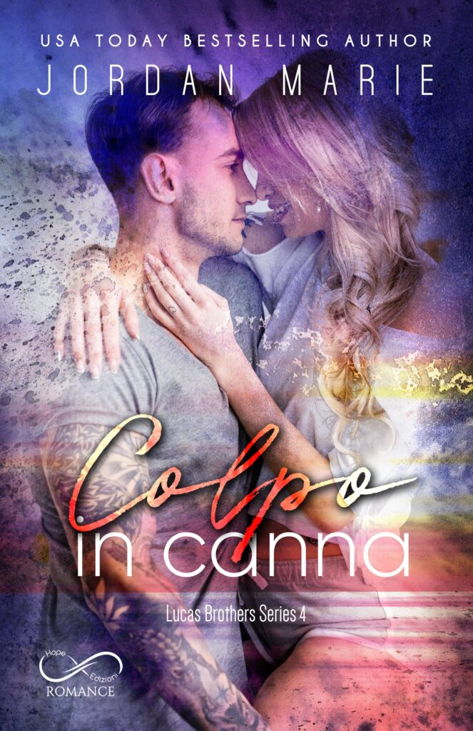 Book Cover: Colpo in canna di Jordan Marie - COVER REVEAL