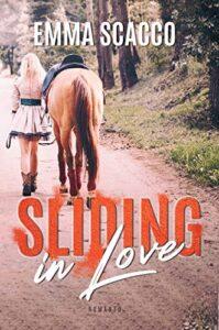 Book Cover: Sliding in love di Emma Scacco - BLOG TOUR