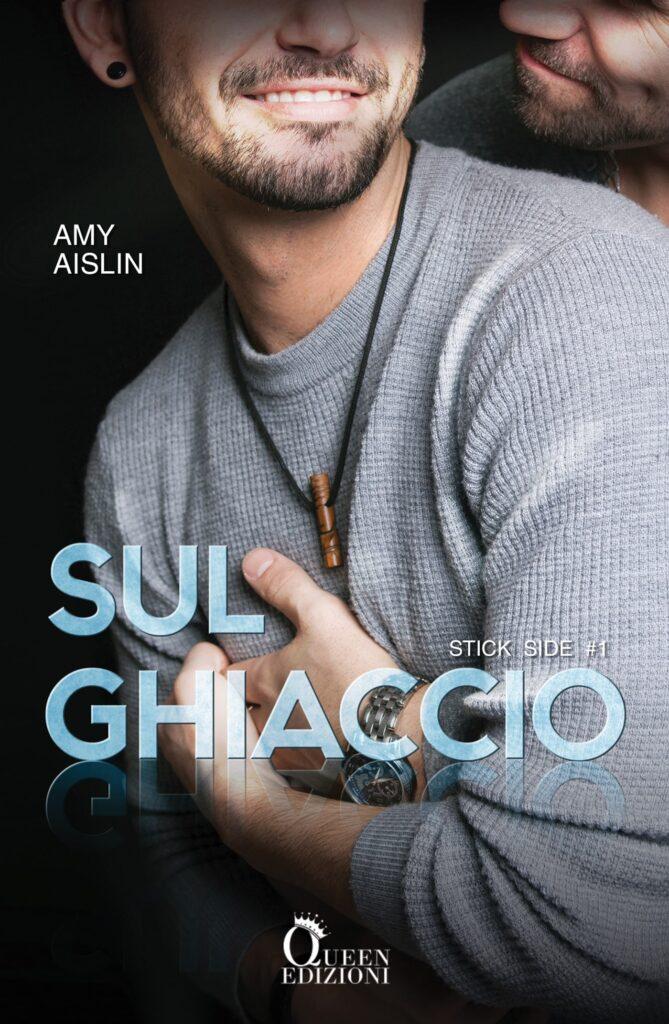 Book Cover: Sul ghiaccio di Amy Aislin - COVER REVEAL
