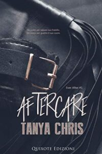 Book Cover: Aftercare di Tania Chris - SEGNALAZIONE