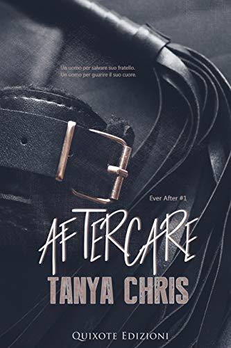 Book Cover: Aftercare di Tania Chris - SEGNALAZIONE