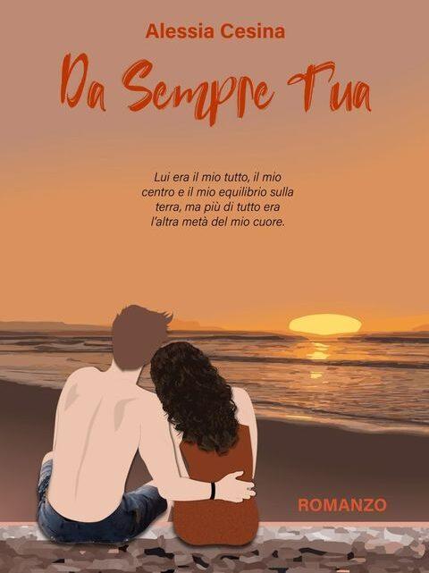 Da sempre tua di Alessia Cesini – COVER REVEAL