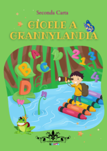 Book Cover: Gioele a Grannylandia di Seconda Carta - SEGNALAZIONE