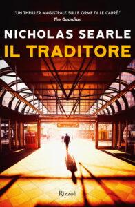 Book Cover: Il traditore di Nicholas Searle - SEGNALAZIONE