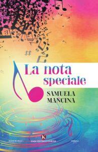 Book Cover: La nota speciale di  Samuela Mancina - SEGNALAZIONE