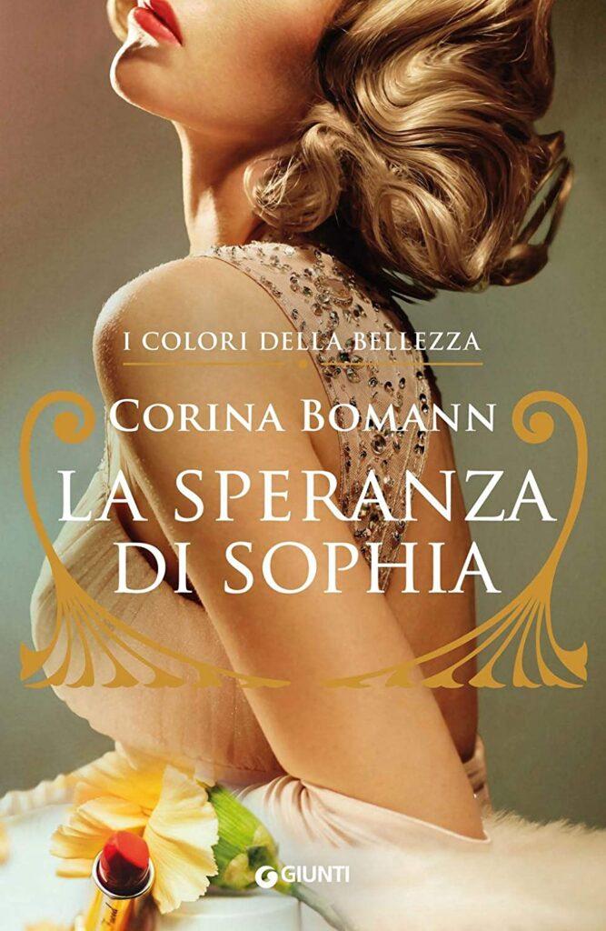 Book Cover: La speranza di Sophia. I colori della bellezza di Corina Bomann - SEGNALAZIONE