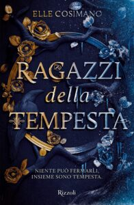 Book Cover: Ragazzi della tempesta di Elle Cosimano - SEGNALAZIONE