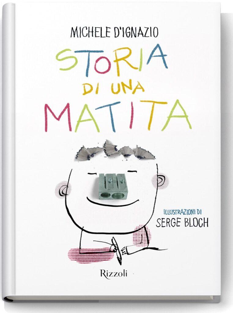 Book Cover: Storia di una matita di Michele D'Ignazio - SEGNALAZIONE