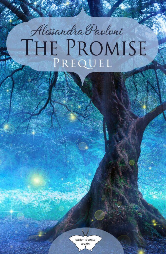 Book Cover: The Promise di Alessandra Paoloni - SEGNALAZIONE