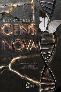 Book Cover: Gens Nova di Eliana Deleo - COVER REVEAL