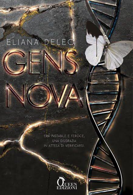 Gens Nova di Eliana Deleo – COVER REVEAL