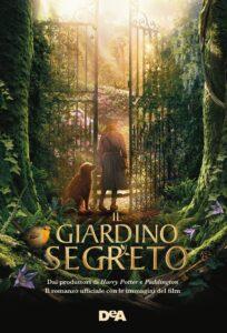 Book Cover: Il giardino segreto di Frances Hodgson Burnett - SEGNALAZIONE