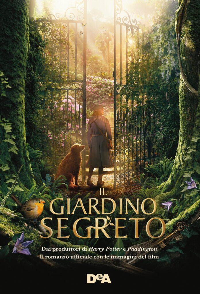 Book Cover: Il giardino segreto di Frances Hodgson Burnett - RECENSIONE