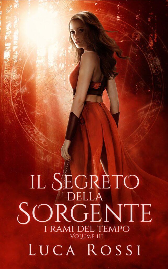 Book Cover: I segreti della sorgente di Luca Rossi - RECENSIONE