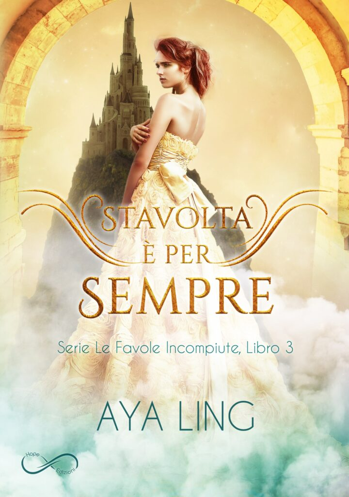 Book Cover: Stavolta è per sempre di Aya Ling - COVER REVEAL