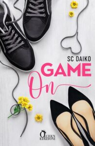 Book Cover: Game On di SC Daiko - COVER REVEAL