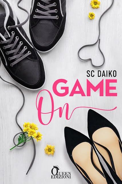Game On di SC Daiko – COVER REVEAL