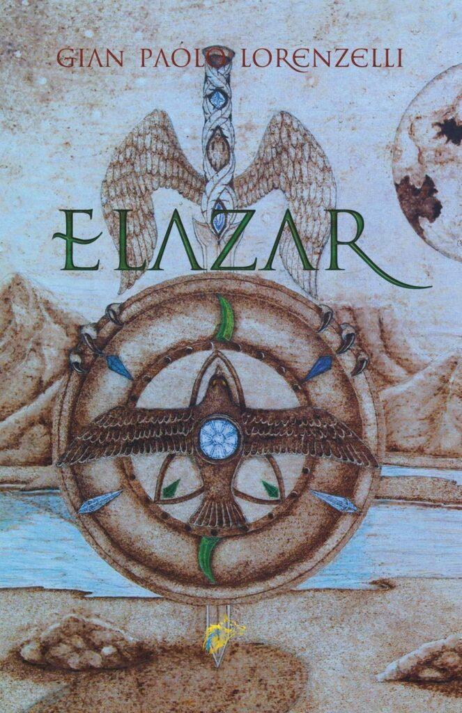 Book Cover: Elazar di Gian Paolo Lorenzelli - SEGNALAZIONE