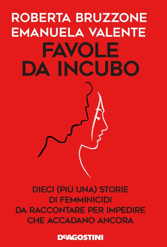 Book Cover: Favole da incubo di Roberta Bruzzone e Emanuela Valente - SEGNALAZIONE