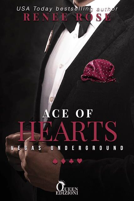 Ace of hearts di Renee Rose – COVER REVEAL