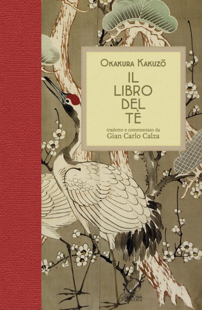 Book Cover: Il libro del tè di Okakura Kakuzō - SEGNALAZIONE