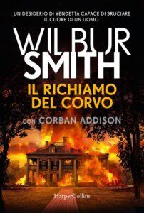 Book Cover: Il richiamo del corvo di Wilbur Smith - SEGNALAZIONE