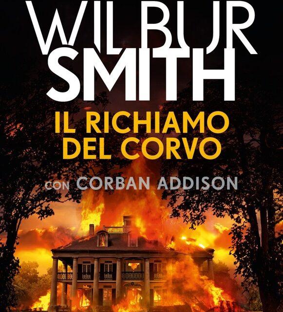 Il richiamo del corvo di Wilbur Smith – SEGNALAZIONE