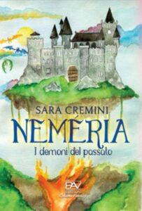 Book Cover: Nemeria. I demoni del passato di Sara Cremini - RECENSIONE