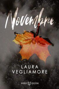 Book Cover: Novembre di Laura Vegliamore - SEGNALAZIONE