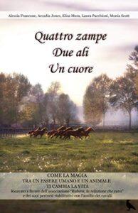 Book Cover: Quattro zampe, due ali, un cuore di AA.VV. - SEGNALAZIONE