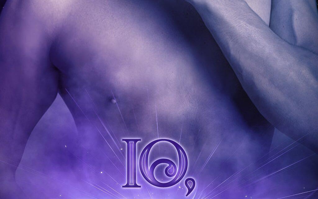 Io, Omega di Lara D'Amore – COVER REVEAL