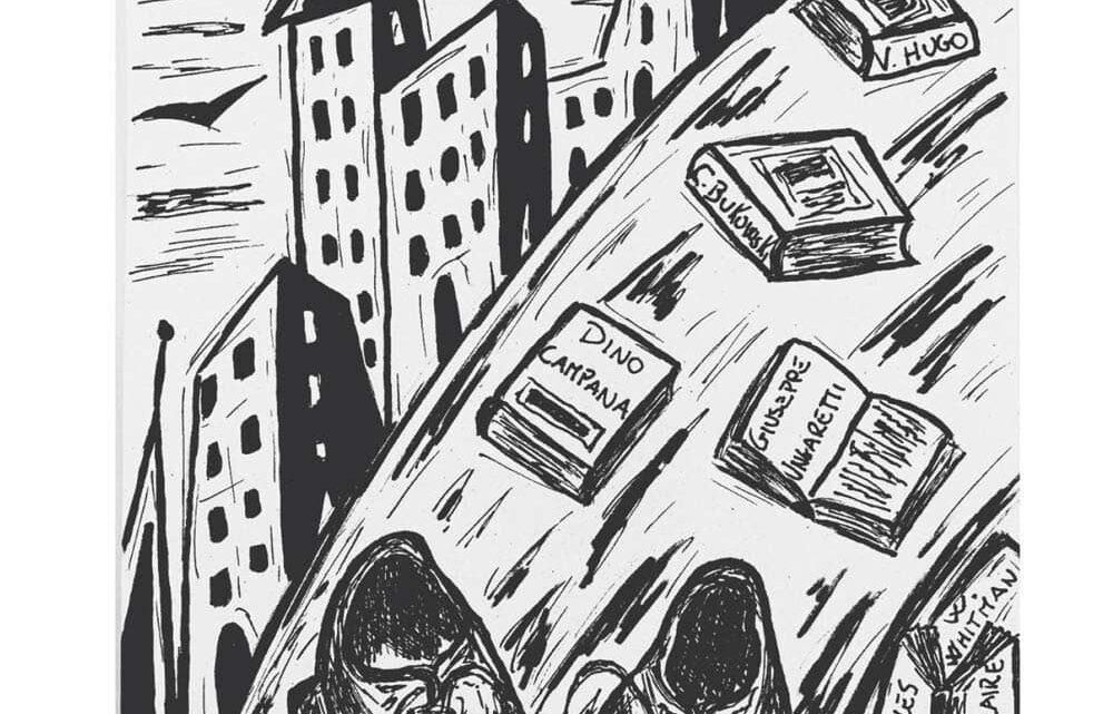 Le scarpe del flâneur di Jonathan Rizzo – RECENSIONE