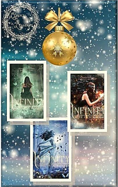 "Saga Paranormal di ""Infinity"" di Alessandra Cigalino – Restyling – COVER REVEAL"