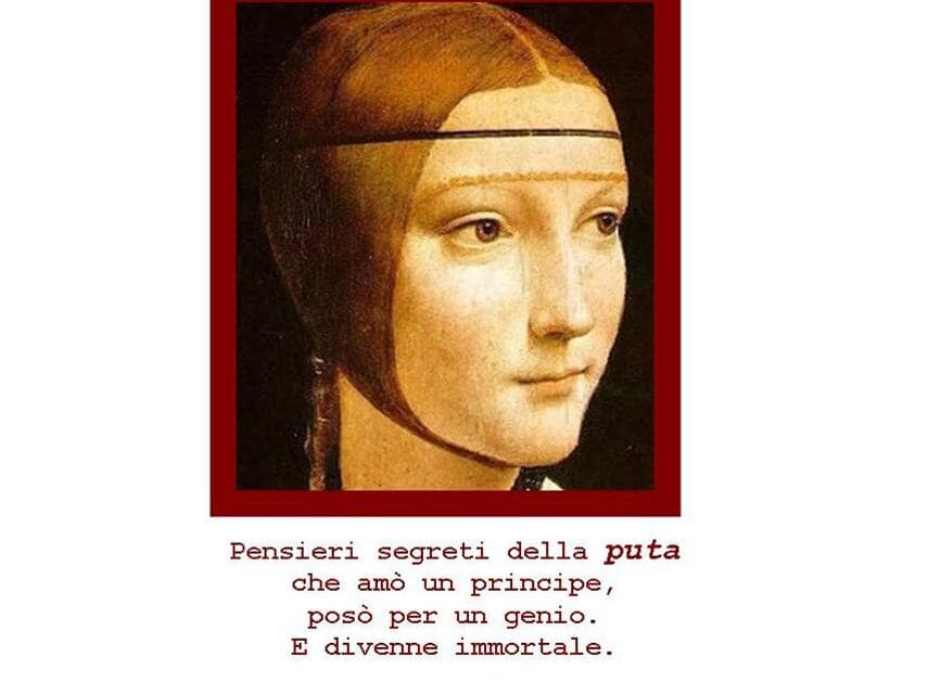 Io, l'amante di Roberta Savelli – Cortometraggio