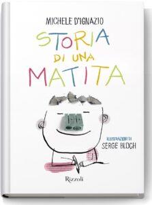 Book Cover: Storia di una matita di Michele D'Ignazio - RECENSIONE