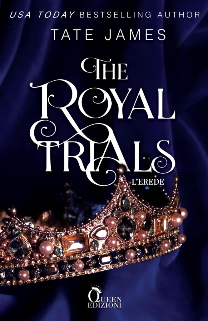 Book Cover: L'erede di Tate James - COVER REVEAL