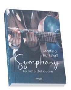 Book Cover: Symphony. Le note del cuore di Martina Battistelli - Cover Reveal