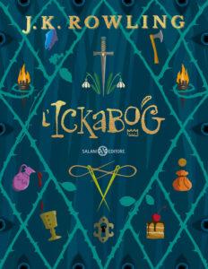 Book Cover: L'Ickabog di J.K. Rowling - RECENSIONE