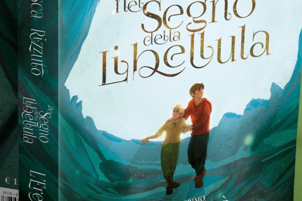 Nel segno della Libellula di Francesca Rizzuto – COVER REVEAL