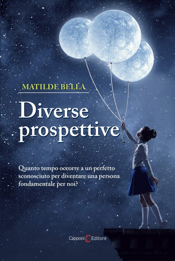 Book Cover: Diverse prospettiva di Matilde Bella - COVER REVEAL