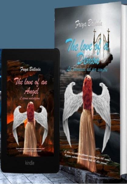 The love of a Demon – The love of an Angel  di Freya Ballada – BLOG TOUR