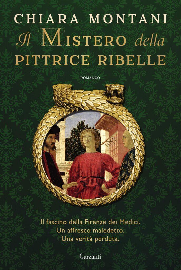 Book Cover: Il mistero della pittrice ribelle di Chiara Montana - SEGNALAZIONE
